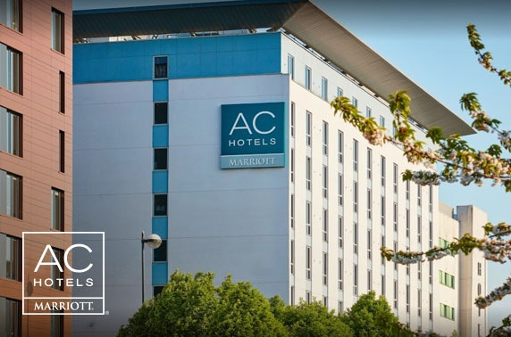AC by Marriott Mother's Day tapas & Prosecco, Salford Quays