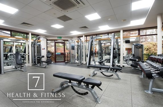 Gym memberships at 4* DoubleTree by Hilton Aberdeen Treetops