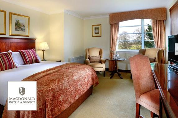 4* Macdonald Drumossie Hotel stay