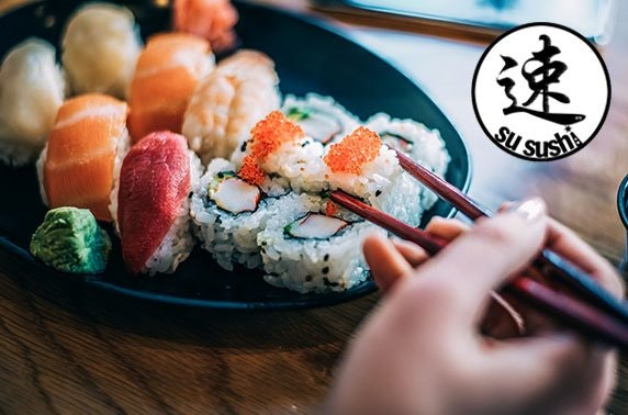 Brand new Su Sushi, Dundee City Centre