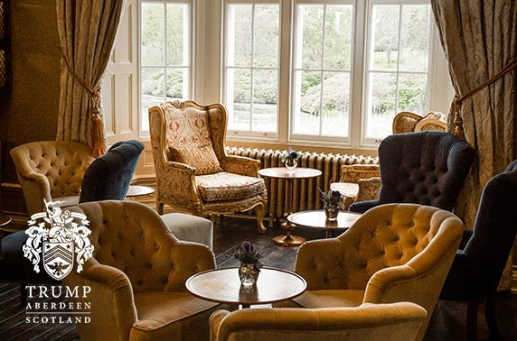 5* MacLeod House, Aberdeen luxury stay