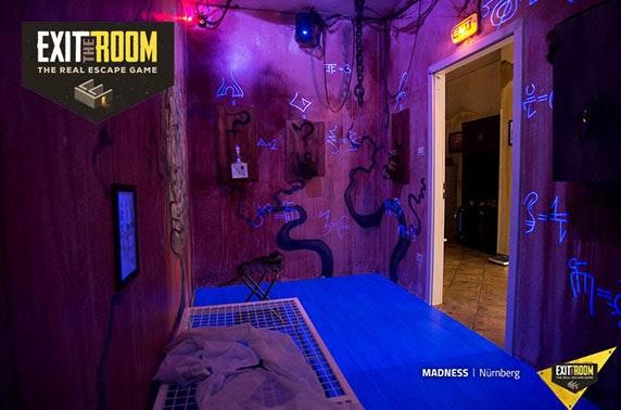 Exit the Room escape game, City Centre