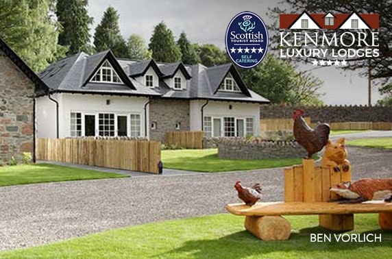 Kenmore Luxury Lodges from £30pppn