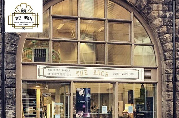 The Arch hair treatments, City Centre