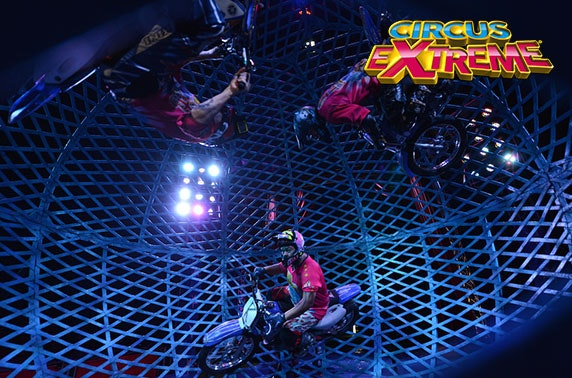 Circus Extreme at Gyle Park