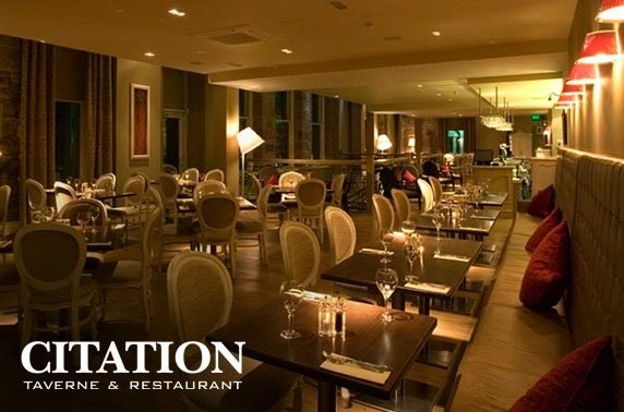 Citation dining & drinks, Merchant City