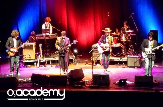 Roy Orbison and The Traveling Wilburys Tribute, O2 Academy Newcastle
