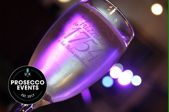 EVENT CANCELLED Manchester Prosecco Festival at The Monastery