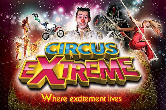 EVENT CANCELLED - Circus Extreme at Gyle Park