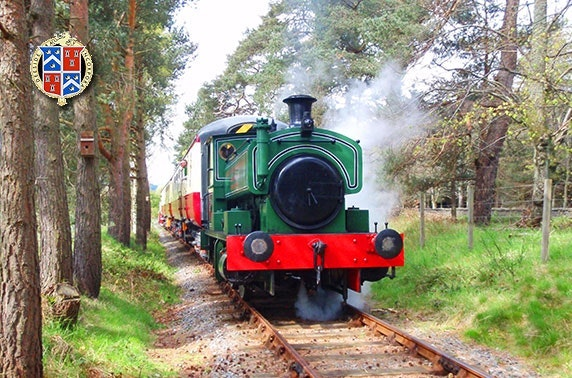 Royal Deeside Railway tickets