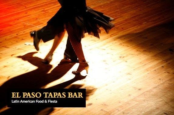 Beginners salsa or bachata classes, El Paso