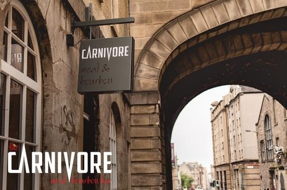 The Carnivore steaks & drinks, Cowgate