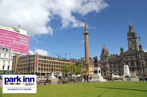 Glasgow City Centre stay - £59