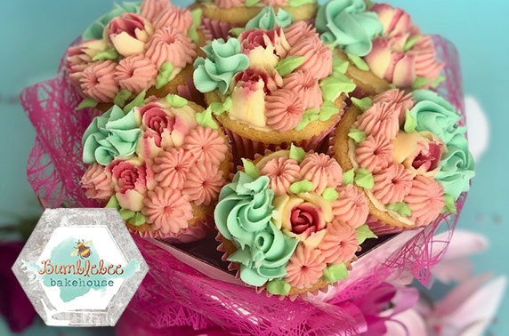 Cakes & cupcake bouquets, Bumblebee Bakehouse