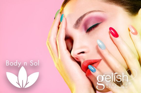 Gel nails or massage - from £10