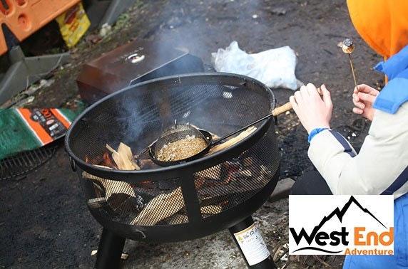 West End Adventure activities