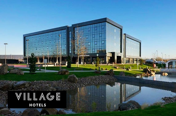 Village Hotel Club Aberdeen DBB - £79