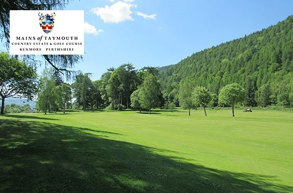 Mains of Taymouth golf