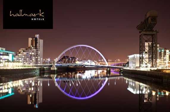 4* Glasgow City Centre DBB - £95