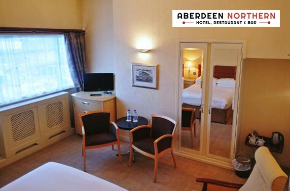 Aberdeen stay – from £49