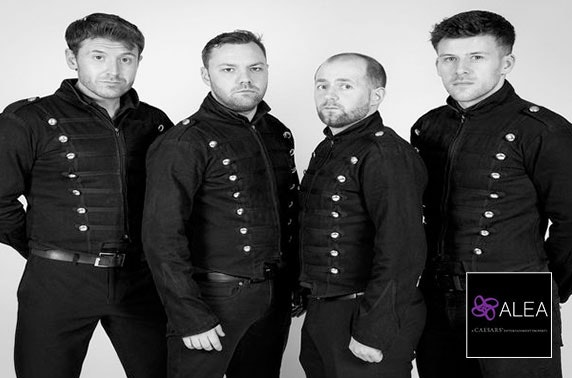 Take That Tribute night at Alea Glasgow