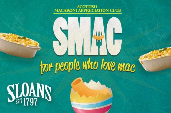 Easter SMAC – Scottish Macaroni Appreciation Club