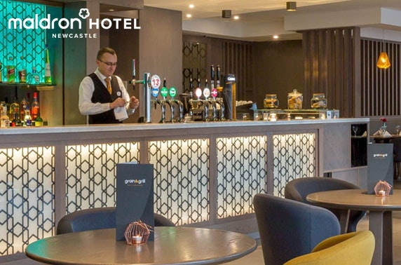 Recently opened 4* Maldron Hotel DBB, Newcastle City Centre
