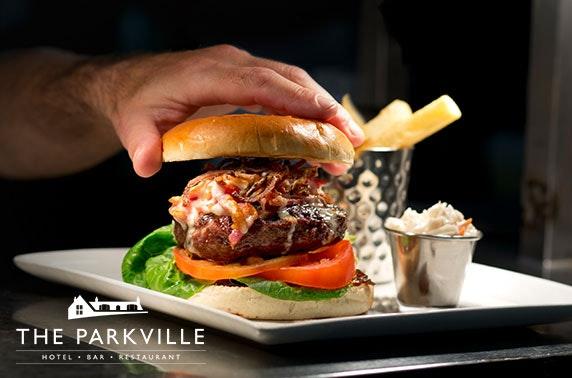 The Parkville Hotel DBB - £60