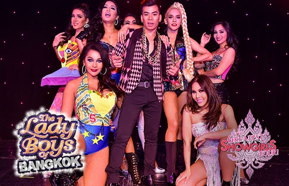 The Lady Boys of Bangkok, Edinburgh