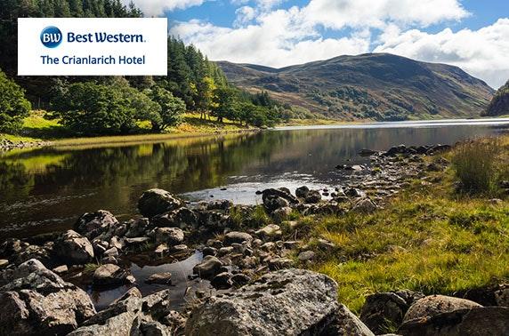 Cosy Highland getaway - £69