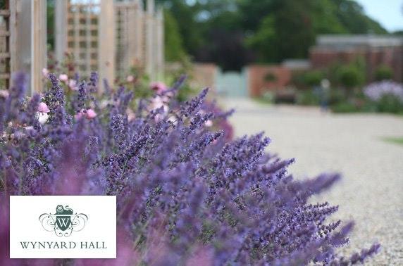Wynyard Hall gardens