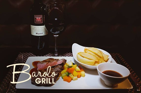 Barolo Grill dining & wine, City Centre