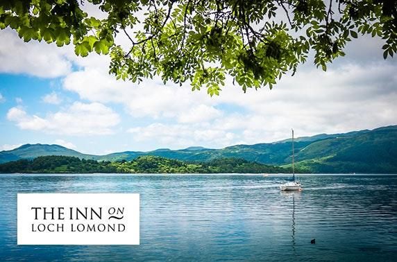 The Inn on Loch Lomond stay