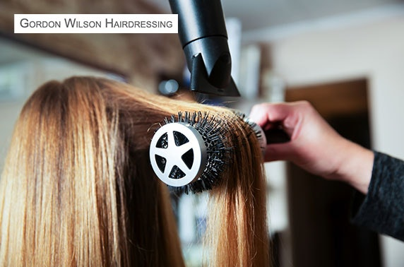 Gordon Wilson Hairdressing, Newington