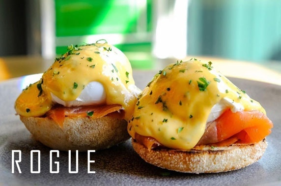 Prosecco brunch at Rogue St Andrews