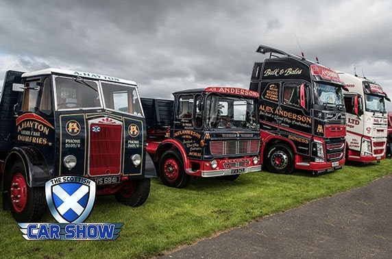 The Scottish Car Show, Royal Highland Centre