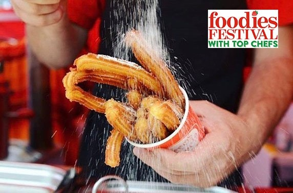 Foodies Festival 2019, Tatton Park