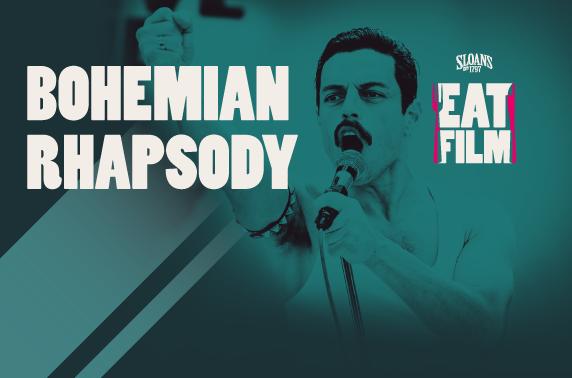 Bohemian Rhapsody plus main & a cocktail at Sloans