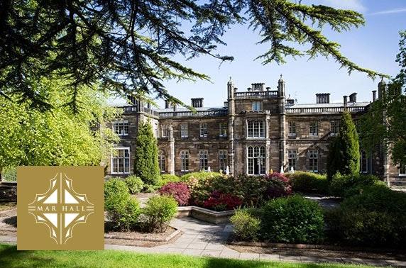 5* Mar Hall luxury suite stay