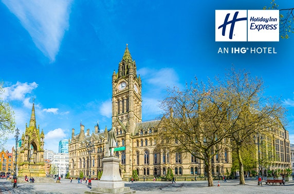 Central Manchester stay - £69