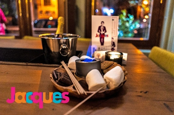 S'mores party & drinks at Jacques, Finnieston