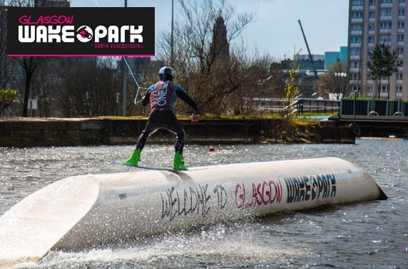 Glasgow Wake Park wakeboard lessons