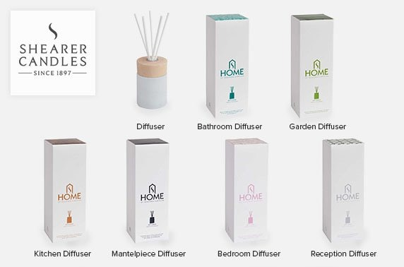 Shearer Candles & diffusers Home collection