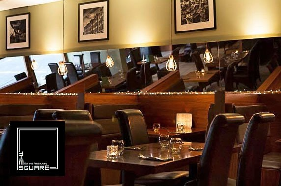 The Square West End dining - from £6pp