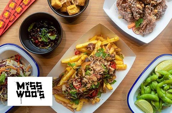 Miss Woo's Asian street food