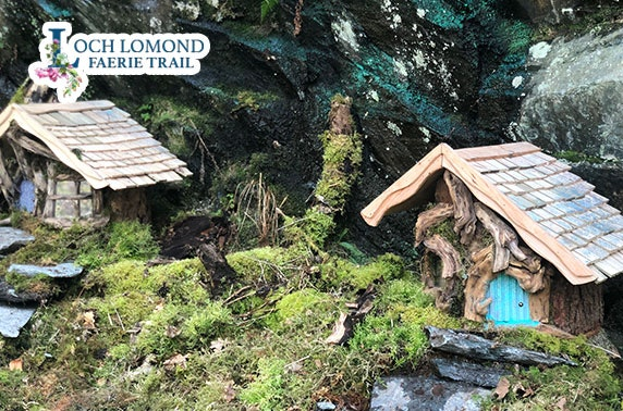 Loch Lomond Faerie Trail entry