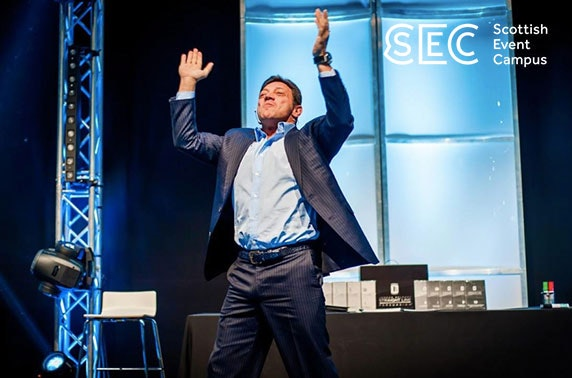 The real-life Wolf of Wall Street Jordan Belfort at the SEC