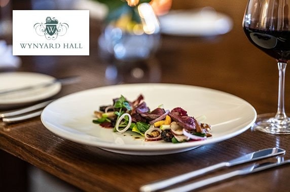 4* Wynyard Hall luxury stay
