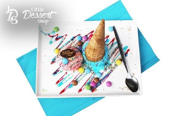 Little Dessert Shop luxury sweet treats, Braehead