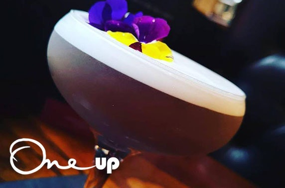 One Up cocktails & small plates